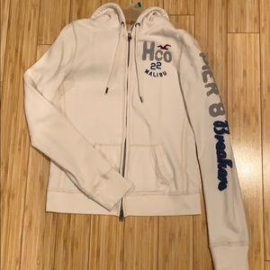 Woman's full zip up hoodie